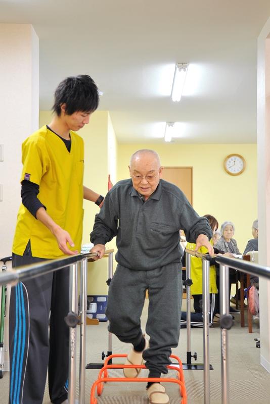【介護福祉士】デイサービス施設での介護アルバイト・パートのお仕事