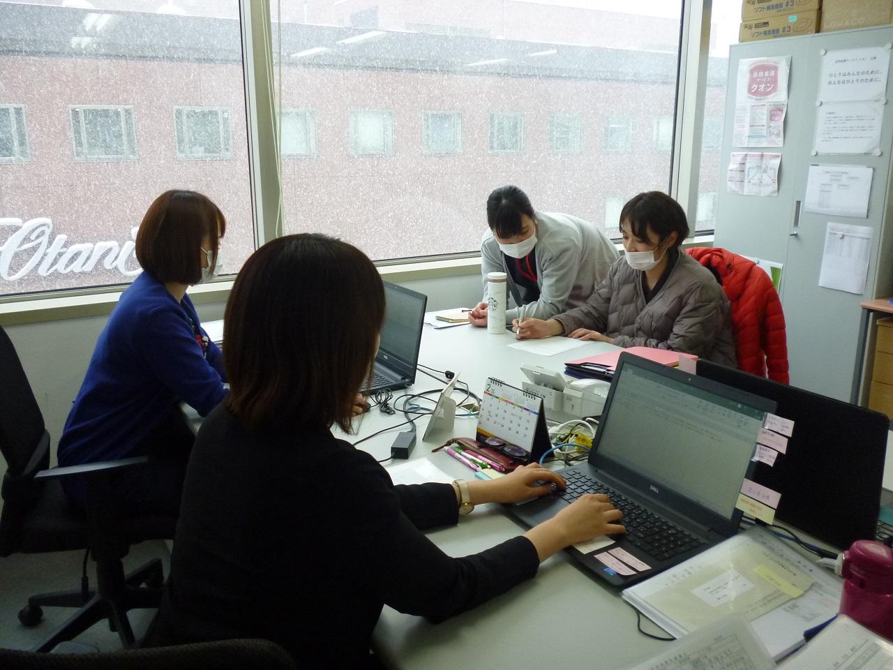 【札幌市中央区】訪問看護ステーション看護師募集!!【選べる時間】【時給1,600円以上】